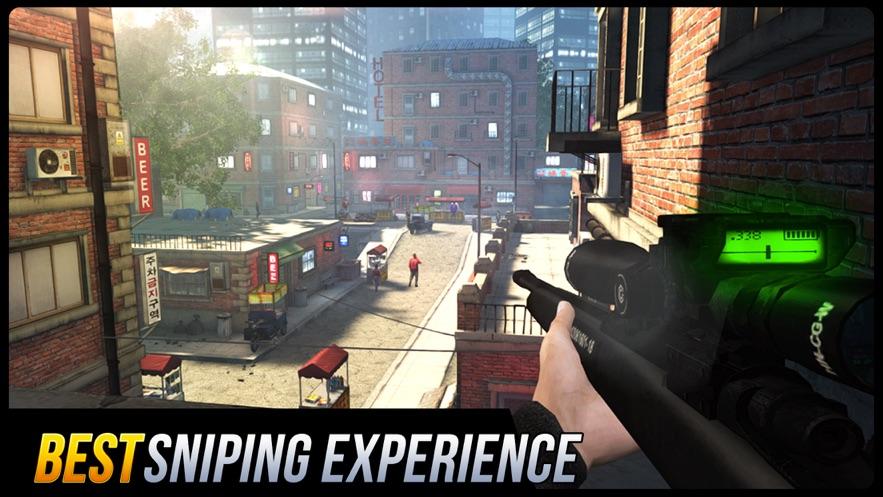千纹时空狙击手射击模拟器游戏官方版图2: