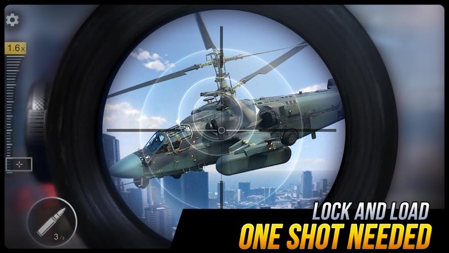 千纹时空狙击手射击模拟器游戏官方版图3:
