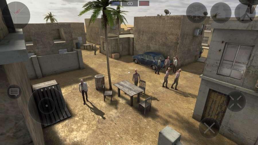 僵尸作战模拟1.3.9破解版无限子弹虫虫助手安装器图片1