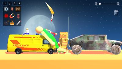 火柴人沙盒模拟器2游戏最新破解版图3: