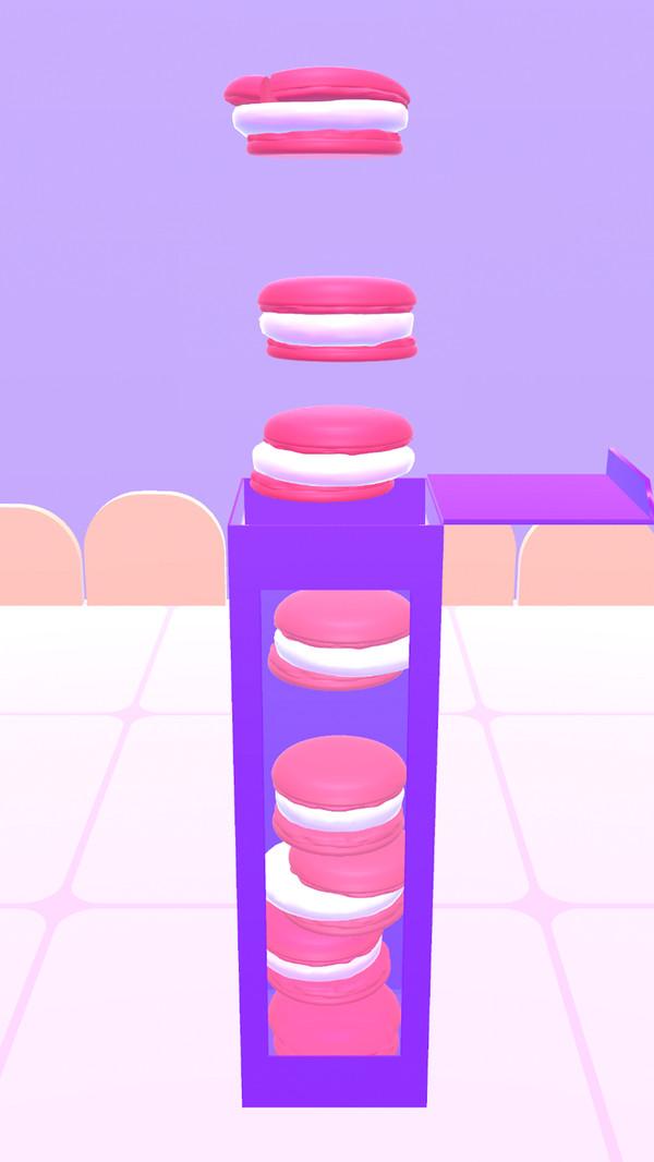 抖音玛卡龙制作模拟器小游戏官方版图1: