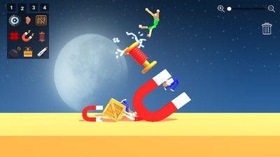 火柴人沙盒模拟器2游戏最新破解版图片1