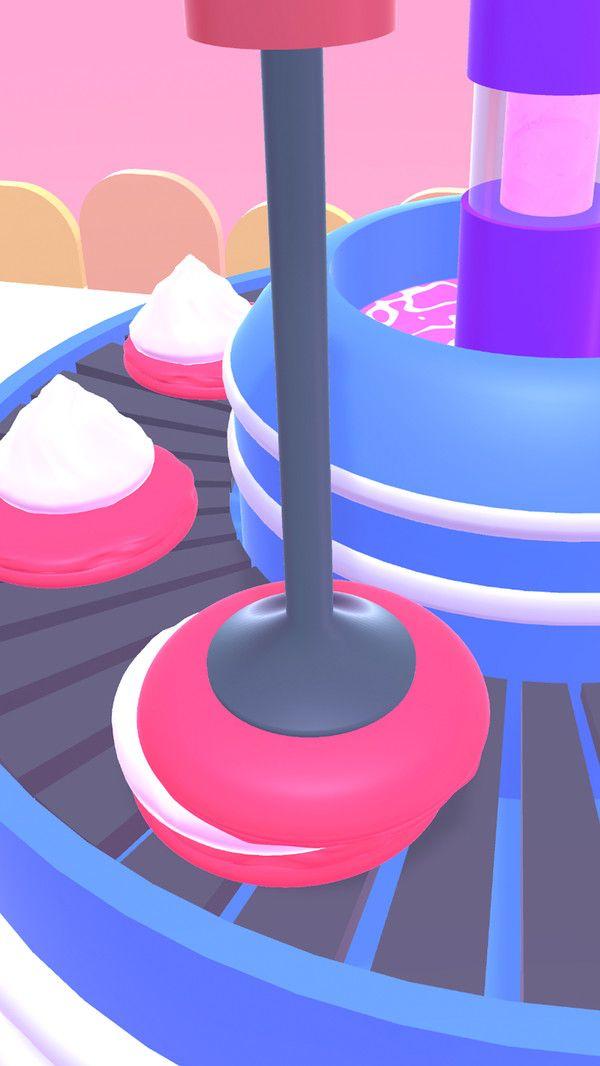 抖音玛卡龙制作模拟器小游戏官方版图片1