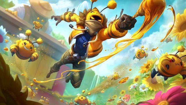 英雄联盟宝典活动2021玩法攻略 2021小蜜蜂宝典奖励一览[多图]