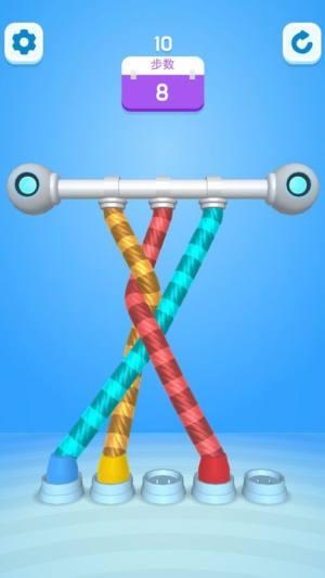 绳子解谜无限提示破解版去广告图片1