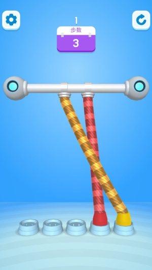 绳子解谜破解版图3
