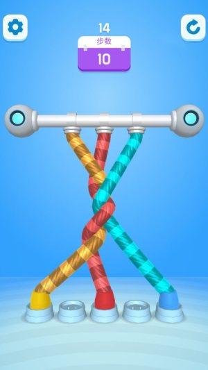 绳子解谜破解版图5