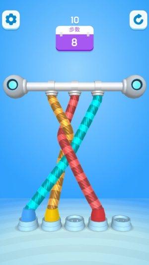绳子解谜破解版图1