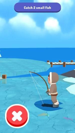 北极冰钓游戏图3
