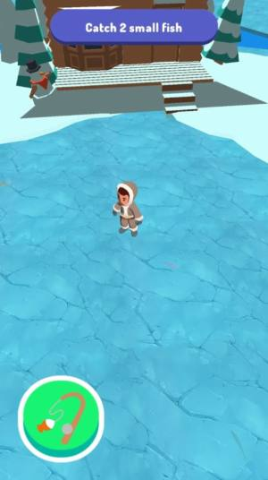 北极冰钓游戏图1