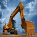 模拟施工挖掘机游戏