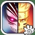 死神vs火影400人物版
