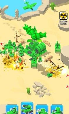 玩具军抽签防守最新安卓版图片1