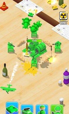 玩具军抽签防守安卓版图2