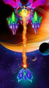 银河大战外星人战争破解版图1