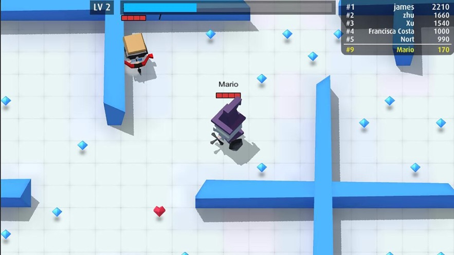 弓箭手大作战2最新破解版无限钻石下载安装图1: