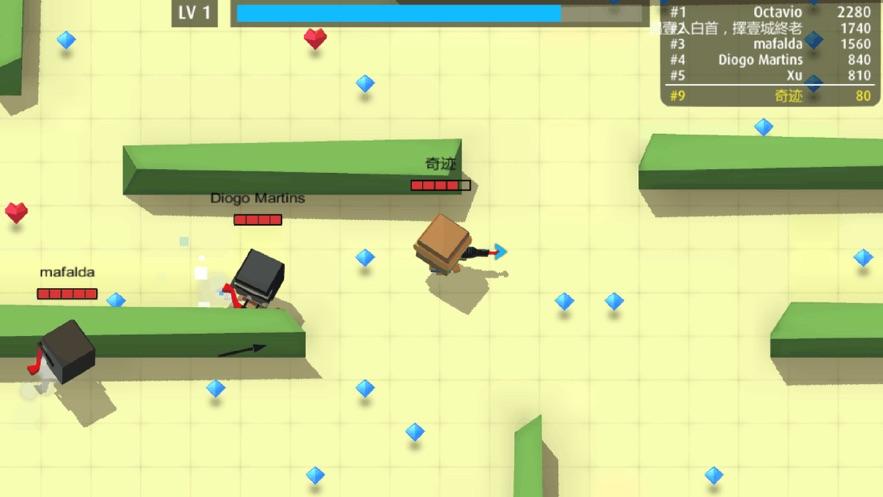 弓箭手大作战2最新破解版无限钻石下载安装图4: