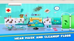 医院清洁游戏图2