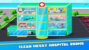 医院清洁游戏图1