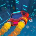 赛博飞车未来城市游戏