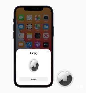 AirTag防丢器App图3