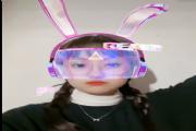 抖音彩虹兔特效在哪里?彩虹兔特效视频制作方法[多图]