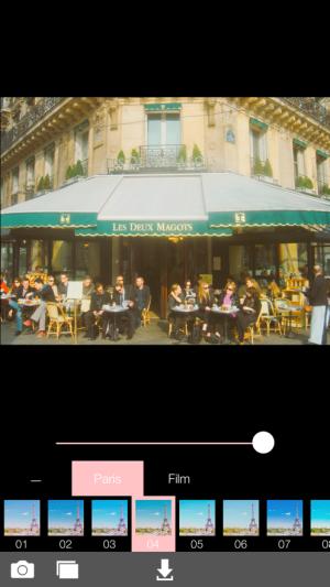 Analog Paris相机免费下载安卓版图片1