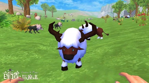 创造与魔法大角牛位置在哪?2021大角牛位置及刷新时间介绍[多图]