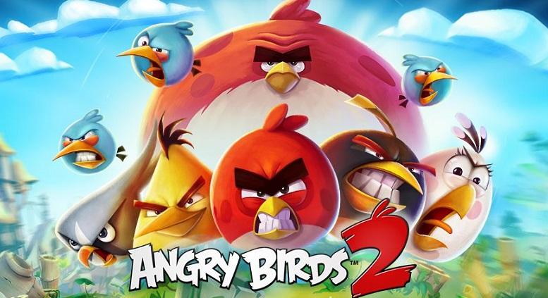 愤怒的小鸟2破解版合集