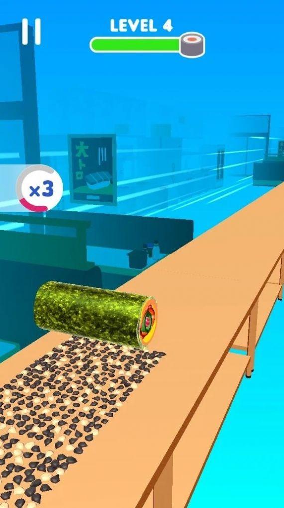 我卷寿司最牛游戏最新安卓版图片1