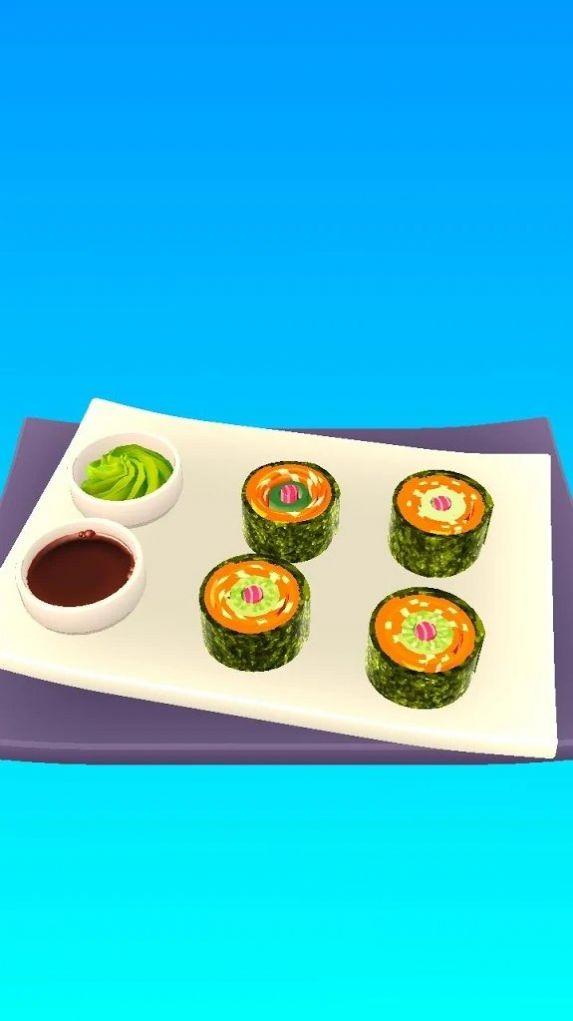 我卷寿司最牛游戏最新安卓版图2: