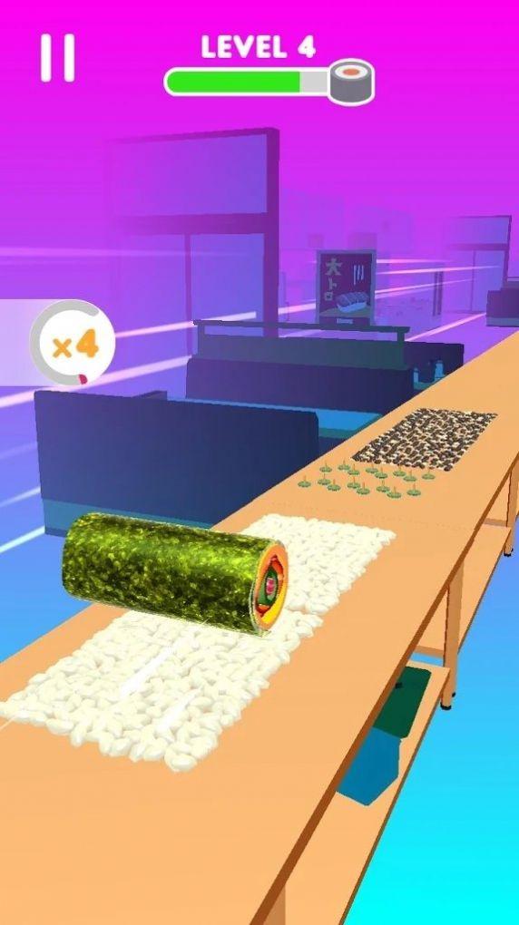 我卷寿司最牛游戏最新安卓版图3: