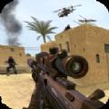 军队射手枪支专家游戏