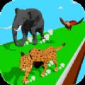 动物变形竞赛游戏