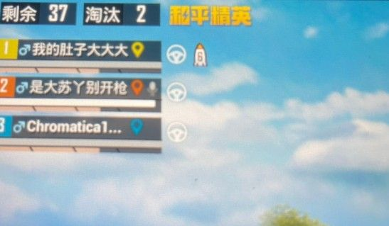 和平精英名字后面有个火箭是什么?五一活动名字后面的火箭标志介绍[多图]图片2
