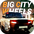 Big City Wheels游戏中文手机版 v1.0