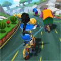 萌熊出没自行车比赛游戏安卓版最新版 v1.0