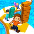 搭个桥快跑破解版游戏下载无限金币版 v1.8