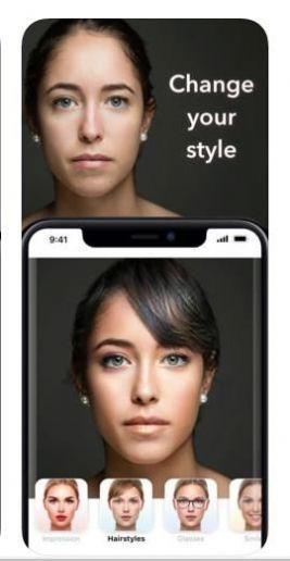 抖音faceapp制作三岁小时候照片的特效软件app免费下载图片1