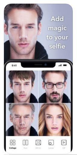 抖音faceapp制作三岁小时候照片的特效软件app免费下载图2: