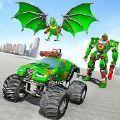 怪兽卡车机器人游戏官方安卓版 v1.2.2