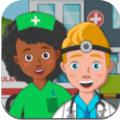 迷你城市医生护士游戏
