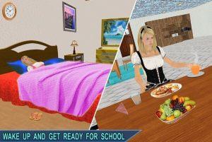 虚拟女学生模拟器游戏安卓官方版图片1