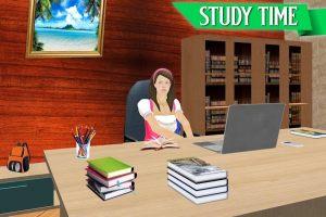 虚拟女学生模拟器官方版图3