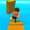 一起搬砖水上漂游戏