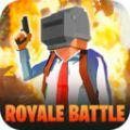 像素射击方块战场游戏