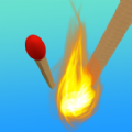 燃烧火柴塔游戏