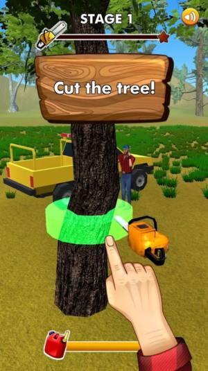 疯狂的伐木人游戏图3