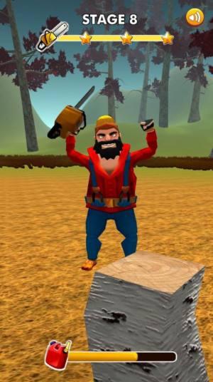 疯狂的伐木人游戏图2