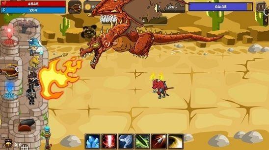 终究勇者塔防游戏安卓版图片1